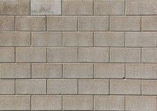 Φόντο τοίχων Cinderblock Στοκ Φωτογραφίες