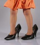 φόρεμα επάνω στοκ φωτογραφία με δικαίωμα ελεύθερης χρήσης