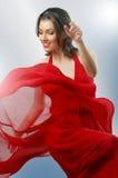 φόρεμα μακρύ στοκ φωτογραφίες με δικαίωμα ελεύθερης χρήσης