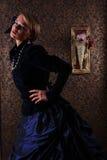 φόρεμα παλαιό Στοκ φωτογραφίες με δικαίωμα ελεύθερης χρήσης