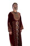 φόρεμα παραδοσιακό Στοκ Εικόνες