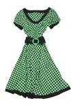 φόρεμα που απομονώνεται Στοκ φωτογραφίες με δικαίωμα ελεύθερης χρήσης
