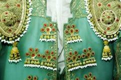 φόρεμα ταυρομάχων στοκ φωτογραφία με δικαίωμα ελεύθερης χρήσης