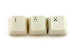 φόρος έννοιας Στοκ εικόνα με δικαίωμα ελεύθερης χρήσης