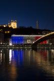 Φόρος στην επίθεση της Γαλλίας Στοκ Εικόνες