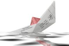 φόρος τιμολογίων απεικόνιση αποθεμάτων