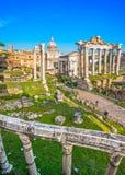 φόρουμ Ιταλία Ρωμαίος Στοκ φωτογραφία με δικαίωμα ελεύθερης χρήσης
