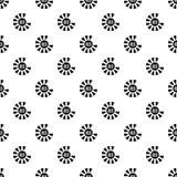 Φόρτωση κύκλων, σχέδιο 85 τοις εκατό, απλό ύφος Στοκ Φωτογραφίες