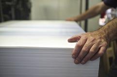 Φόρτωση της λειτουργίας εγγράφου Στοκ εικόνες με δικαίωμα ελεύθερης χρήσης