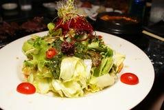 φύκι σαλάτας στοκ εικόνα