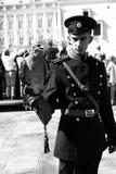 φύλακας Κρεμλίνο Μόσχα ρω& στοκ φωτογραφία με δικαίωμα ελεύθερης χρήσης