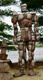 Φύλακας #1 Rockman στοκ φωτογραφίες με δικαίωμα ελεύθερης χρήσης