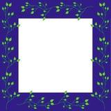 φύλλα κλάδων Στοκ εικόνες με δικαίωμα ελεύθερης χρήσης