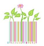 φύλλα λουλουδιών γραμμ&o διανυσματική απεικόνιση