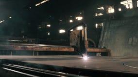 Φύλλα περικοπών βιομηχανικά μετάλλων τεμνουσών μηχανών του σιδήρου στα διάφορα μέρη φιλμ μικρού μήκους
