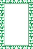 φύλλα πλαισίων Στοκ φωτογραφία με δικαίωμα ελεύθερης χρήσης