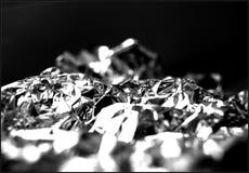 φύλλο αλουμινίου Στοκ Εικόνες