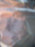 φύλλο αργιλίου που ζαρώ&nu Στοκ Εικόνες