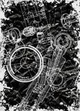 φύλλο περγαμηνής σχεδια&g Στοκ εικόνες με δικαίωμα ελεύθερης χρήσης