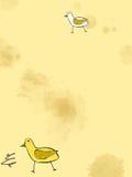 φύλλο σχεδίων παιδιών Στοκ εικόνες με δικαίωμα ελεύθερης χρήσης