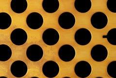 φύλλο τρυπών στοκ φωτογραφίες