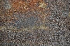 Φύλλο χάλυβα με το οξείδιο λεκέδων στην επιφάνεια στοκ φωτογραφία με δικαίωμα ελεύθερης χρήσης