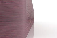 φύλλο χρώματος Στοκ εικόνα με δικαίωμα ελεύθερης χρήσης