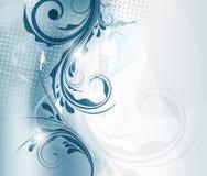 φύλλωμα μονοχρωματικό διανυσματική απεικόνιση