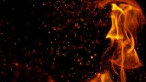 Φύσημα πυρκαγιάς στο Μαύρο