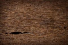 Φύσης σκοτεινό καφετί ξύλινο υπόβαθρο σύστασης λεκέδων στενό επάνω Στοκ φωτογραφίες με δικαίωμα ελεύθερης χρήσης