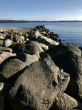 Φύση βράχων νερού πετρών landscabe στοκ φωτογραφία με δικαίωμα ελεύθερης χρήσης
