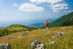 φύση ευτυχίας στοκ εικόνα με δικαίωμα ελεύθερης χρήσης