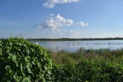 Φύση και ουρανός Στοκ φωτογραφία με δικαίωμα ελεύθερης χρήσης