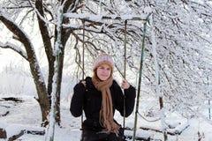 φύση κοριτσιών Στοκ φωτογραφίες με δικαίωμα ελεύθερης χρήσης