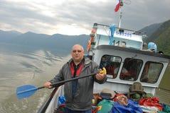 Φύση στα βουνά Altai Στοκ Φωτογραφία