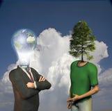 φύση συνομιλίας ελεύθερη απεικόνιση δικαιώματος