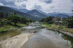 Φύση του νότου της Ταϊλάνδης Στοκ Φωτογραφίες