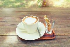 Φύση φλυτζανιών καφέ Στοκ Φωτογραφία