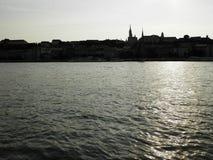 Φύση, Duna Στοκ φωτογραφίες με δικαίωμα ελεύθερης χρήσης