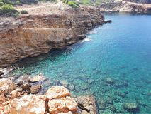 Φύση Ibiza Στοκ εικόνες με δικαίωμα ελεύθερης χρήσης