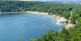 φύση Wisconsin στοκ εικόνες