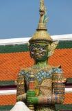 Φύλακας δαιμόνων σε Wat Phra Kaeo Στοκ Φωτογραφίες