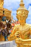 Φύλακας δαιμόνων σε Wat Phra Kaew Στοκ Εικόνες