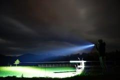 Φύλακας νύχτας στοκ φωτογραφία με δικαίωμα ελεύθερης χρήσης