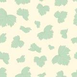 Φύλλα υποβάθρου Στοκ Εικόνα