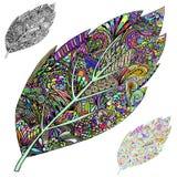 Φύλλο δέντρων Στοκ Εικόνες