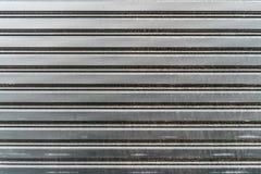 Φύλλο μετάλλων της πύλης κυλίνδρων Στοκ Φωτογραφίες