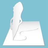 φύλλο μολυβιών εγγράφο&upsilo ελεύθερη απεικόνιση δικαιώματος