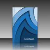 Φύλλο τίτλου φυλλάδιων βελών ελεύθερη απεικόνιση δικαιώματος