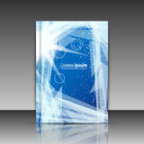 Φύλλο τίτλου φυλλάδιων θάλασσας ελεύθερη απεικόνιση δικαιώματος